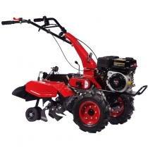 Motocultivador de Solo Mini Trator 7Hp Gasolina Tt65 Toyama -