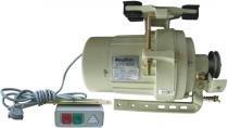 Motor p/ Máquina de Costura Industrial de Baixa Rotação, 1725RPM, 400W, Bivolt Chaveado - Fox