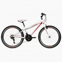 Mountain Bike Volt Teen Aro 24 Com 21 Marchas Tito Bikes -