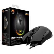 Mouse cougar revenger sensor pmw3360 / 12000 dpi - 3mreswob.0001 -