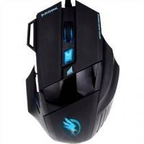 Mouse Gamer Fortrek Black Hawk Om703 Pt -