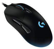 Mouse Gamer Logitech G403 Prodigy - 12000dpi - 6 Botões - Peso Ajustável - 910-004823 -