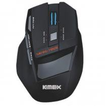 Mouse GAMER MO-D835 Preto 2000dpi - KMEX -