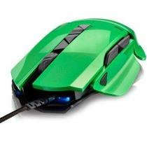 Mouse Gamer Multilaser Warrior 8200Dpi 8 Botões MO247 Led Colorido -