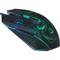Mouse Gamer Óptico USB Bright 0447 -