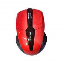 Mouse Hoopson Wireless Óptico MS-011 - Alfatec