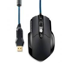 Mouse multilaser profissional gamer 3200 dpi mo191 preto - Multilaser