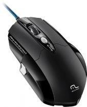 Mouse multilaser profissional gamer pro laser 8 botoes 3200 dpi preto usb - mo191 -