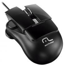 Mouse Óptico 1200dpi Free Scroll MO190 Multilaser -