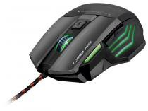 Mouse Óptico 3200dpi - Multilaser Warrior