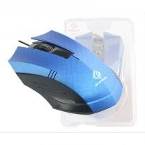 Mouse Optico 3D SumeXR Fx-79 1200Dpi Usb Scroll 1.4M Cabo Varias Cores - SumeXR
