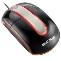 Mouse Óptico 800dpi Multilaser - MO132