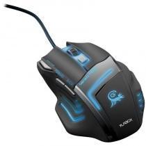 Mouse optico gamer soldado 3000dpi usb gm-700 preto - Importado
