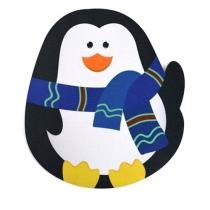 Mouse Pad Pinguim Fofo - Gorila Clube