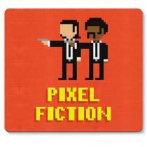 Mouse pad Pulp Fiction - Vermelho - Único - Gorila Clube