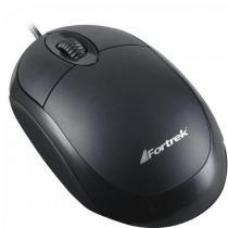 Mouse USB 800 DPI OML-101 Preto Fortrek -