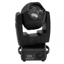 Moving head do tipo beam 6 leds 6x8w - duo 300 free pls - Pls