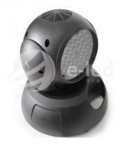 Moving Head Wash 36 Leds de 3W RGB - Bivolt - E-led Brasil