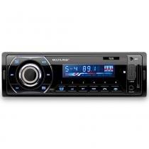 MP3 Player Multilaser Talk Rádio FM Bluetooth Entradas USB SD e AUX P3214 -