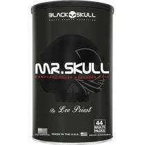 Mr. Skull - 44 Packs - Black Skull -