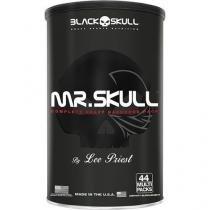 Mr. Skull - 44 Packs - Black Skull - Black Skull