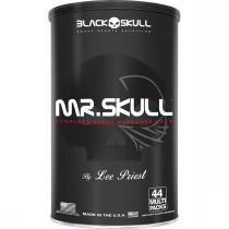 Mr. Skull 44 packs - Black Skull - Black Skull