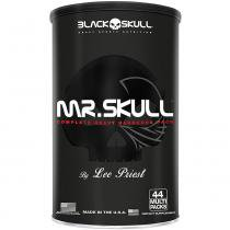 Mr. Skull 44 Packs Black Skull - Black Skull