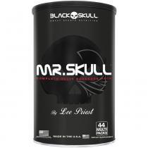 Mr. Skull (44 Packs) - Black Skull Especificação:Único -