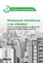 Mudancas climaticas e as cidades - 9788521208051 - Edgard blucher