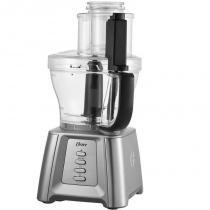 Multi Processador de Alimentos Oster 110V Cinza Linha Gourmet 550W 4 Funções -