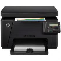 Multifuncional HP LaserJet Pro MFP M176n - Laser Colorida LED Ethernet USB