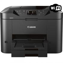 Multifuncional Jato de Tinta Color Canon Maxify MB2710 Wireless C/ 01 Bandeja 110V -