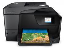 Multifuncional Jato de Tinta Color HP OJ PRO 8710 IMP Duplex ADF Copia DIG FAX Wifi 35PPM D9L18A696 -