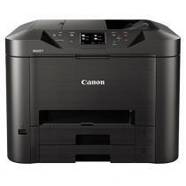 Multifuncional Jato de Tinta Colorida Canon Maxify MB2710 Preta - Wireless - Canon