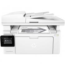 Multifuncional Laser Mono HP Laserjet Pro M132FW - Rede, Wireless, Fax -