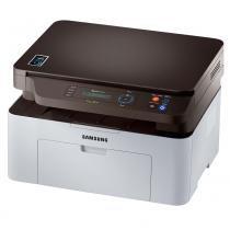 Multifuncional Laser Mono Samsung Xpress SL-M2070W - Imprime, Copia, Digitaliza e Wi Fi Incluso - Samsung