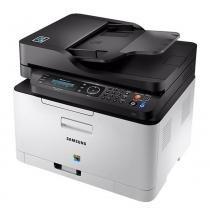 Multifuncional samsung sl-c480fw  impressora, copiadora, scanner e fax - Samsung