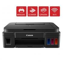 Multifuncional Tanque de Tinta Colorida Canon Maxx G3100 - Wireless -