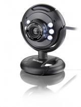 Multilaser WebCam Night Vision 16.0Megapixel (Interpolados) WC045 -