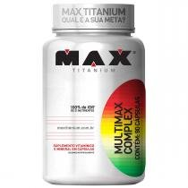 Multimax Complex - Max Titanium -