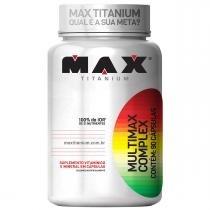 Multimax Complex - Max Titanium - Max Titanium