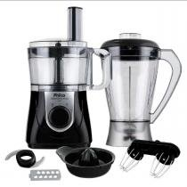Multiprocessador All In One Plus 2 / 800w Preto Philco - 110 Volts - Philco
