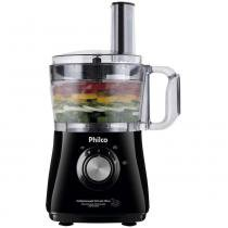 Multiprocessador Philco All In One 2 Citrus 3 em 1 800W Preto - 110V -
