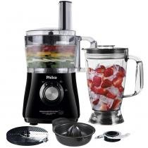 Multiprocessador Philco All In One 2 Citrus 3 em 1 800W Preto - 110V - Philco