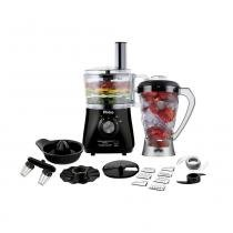 Multiprocessador Philco Maximus All In One, 4 em 1, Preto - 110V -