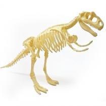 Mundo dos Dinos Mini Esqueleto Tiranossauro Rex - Abrakidabra -