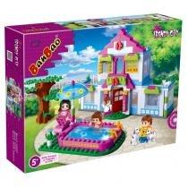 Mundo Encantado Casa de Verão 405 peças - Banbao - Banbao