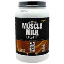 Muscle Milk Light Baunilha 1,4Kg - CytoSport