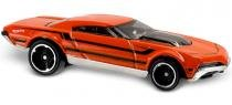 Muscle Speeder - Carrinho - Hot Wheels - 2015 - MUSCLE MANIA -
