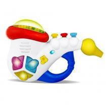 Musical Sax Zoop Toys Vermelho - Zoop Toys